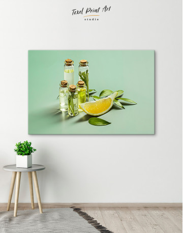 Spa Massage Oil Canvas Wall Art - image 6