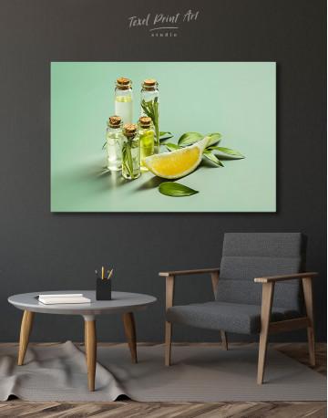 Spa Massage Oil Canvas Wall Art - image 4