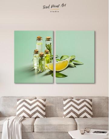 Spa Massage Oil Canvas Wall Art - image 8