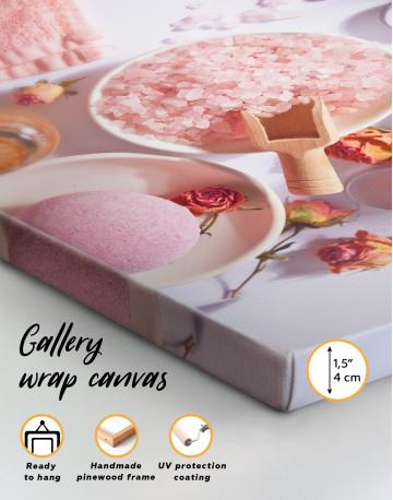Pink Salt Canvas Wall Art - image 5