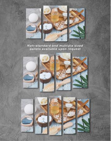 Zen Bathroom Accessories Canvas Wall Art - image 5
