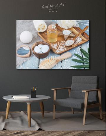 Zen Bathroom Accessories Canvas Wall Art - image 6