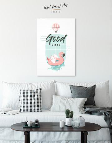 Good Vibes Canvas Wall Art - image 6