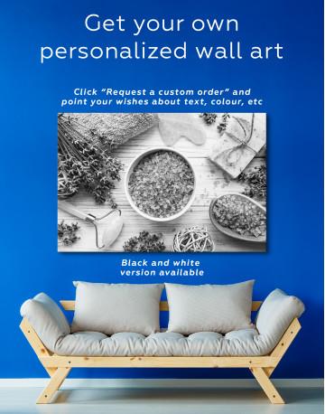 Spa Equipment Canvas Wall Art - image 7