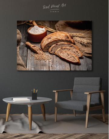 Fresh Bread Canvas Wall Art - image 4