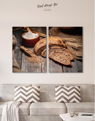 Fresh Bread Canvas Wall Art - image 9