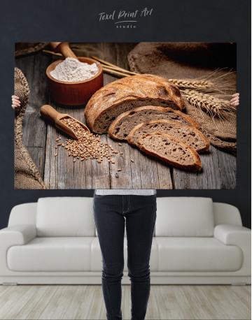 Fresh Bread Canvas Wall Art - image 10