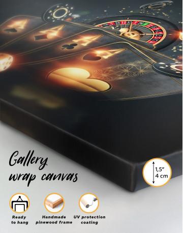 Casino Decor Canvas Wall Art - image 8
