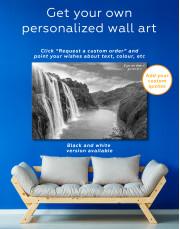 Huangguoshu Waterfall Canvas Wall Art - Image 7