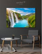 Huangguoshu Waterfall Canvas Wall Art - Image 4
