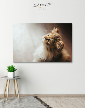 Little Calico Cat Canvas Wall Art - image 6
