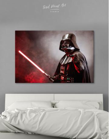 Star Wars Darth Vader Canvas Wall Art
