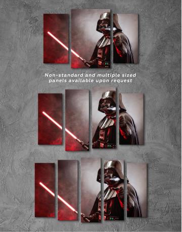 Star Wars Darth Vader Canvas Wall Art - image 4