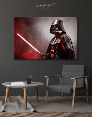 Star Wars Darth Vader Canvas Wall Art - image 3