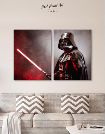 Star Wars Darth Vader Canvas Wall Art - image 1