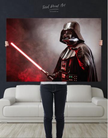 Star Wars Darth Vader Canvas Wall Art - image 9