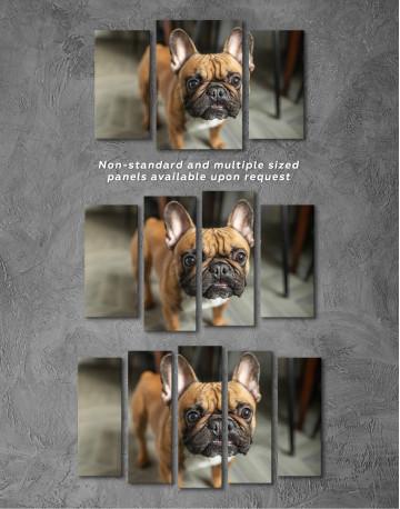 French Bulldog Photography Canvas Wall Art - image 5