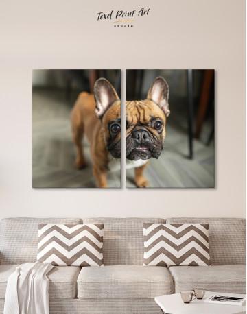 French Bulldog Photography Canvas Wall Art - image 10