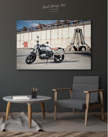 BMW R Nine T Scrambler Canvas Wall Art - image 6