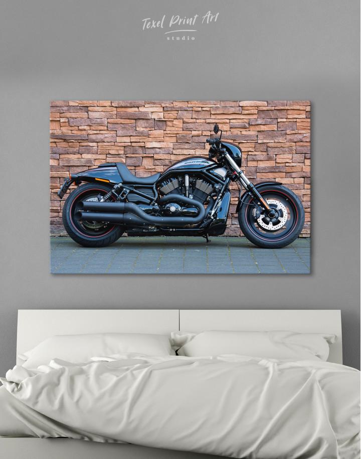 Harley Davidson Vrscdx Canvas Wall Art
