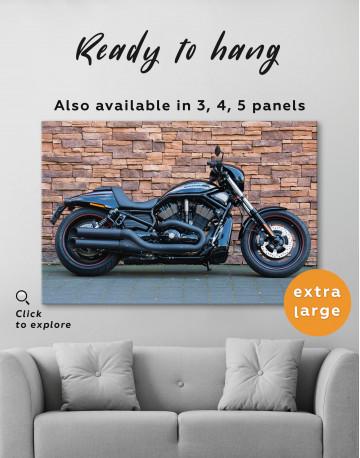 Harley Davidson Vrscdx Canvas Wall Art - image 3