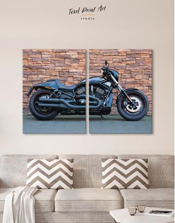 Harley Davidson Vrscdx Canvas Wall Art - image 10
