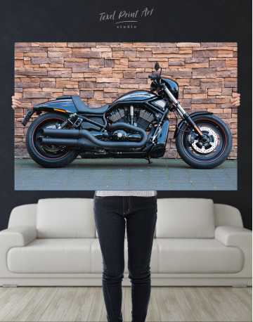 Harley Davidson Vrscdx Canvas Wall Art - image 9