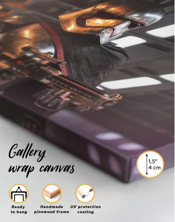 Captan Phasma Canvas Wall Art - image 7