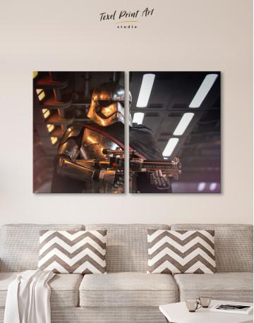 Captan Phasma Canvas Wall Art - image 9