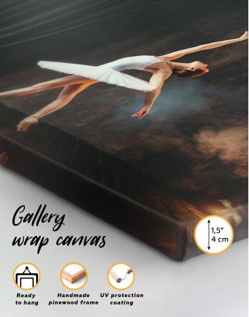 Ballerina Photo Canvas Wall Art - image 7