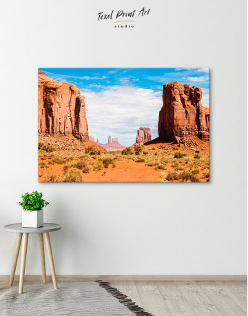 Monument Valley Utah Arizona Canvas Wall Art - image 6