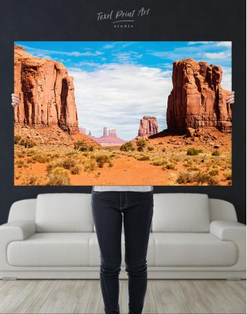 Monument Valley Utah Arizona Canvas Wall Art - image 9