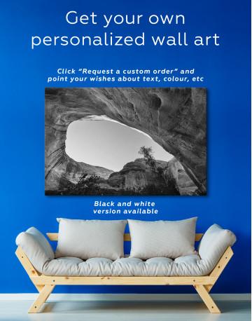 Paria Canyon Vermilion Cliffs Canvas Wall Art - image 7