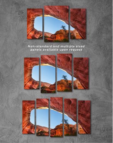 Paria Canyon Vermilion Cliffs Canvas Wall Art - image 5