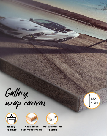 2019 Ferrari Portofino Canvas Wall Art - image 8