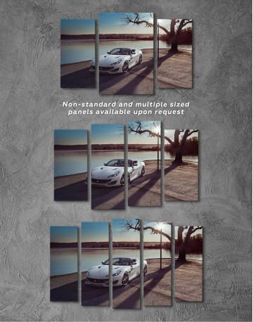 2019 Ferrari Portofino Canvas Wall Art - image 3
