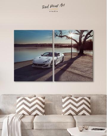 2019 Ferrari Portofino Canvas Wall Art - image 10