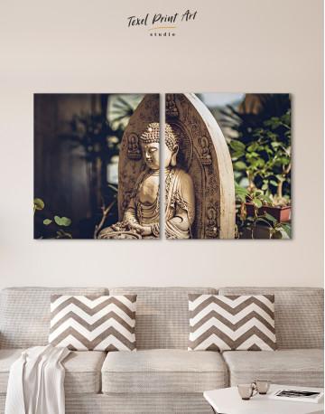 Buddah Statue Canvas Wall Art - image 10