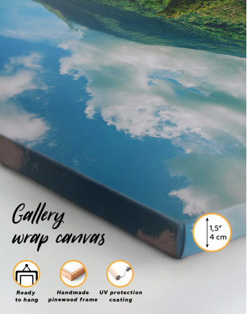 Kanlaon Volcano Canvas Wall Art - image 8