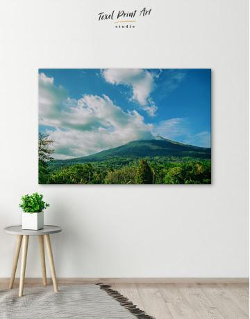 Kanlaon Volcano Canvas Wall Art - image 6