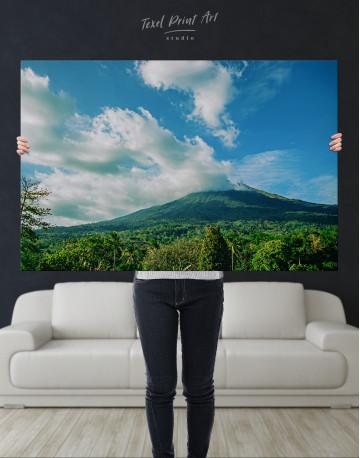 Kanlaon Volcano Canvas Wall Art - image 10
