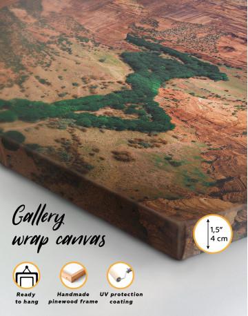 Canyon De Chelly landscape Canvas Wall Art - image 1