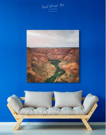 Canyon De Chelly landscape Canvas Wall Art - image 4