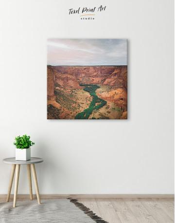 Canyon De Chelly landscape Canvas Wall Art - image 5