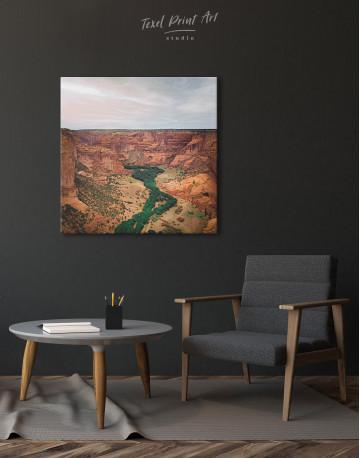 Canyon De Chelly landscape Canvas Wall Art - image 6