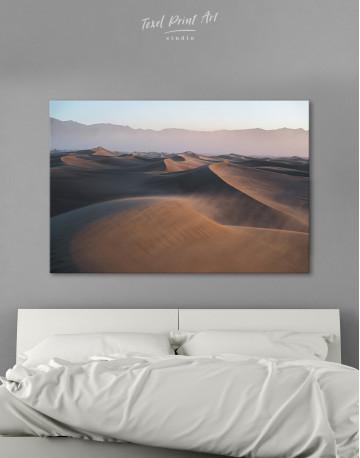 Desert Dune Landscape Canvas Wall Art