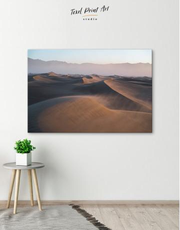 Desert Dune Landscape Canvas Wall Art - image 3