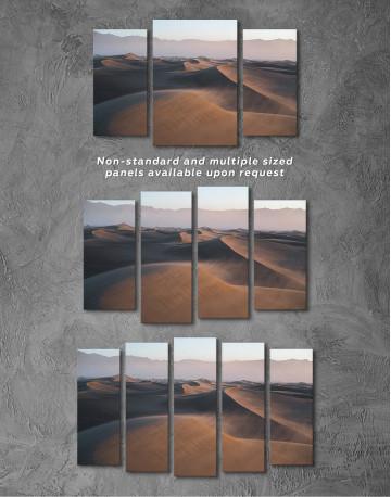 Desert Dune Landscape Canvas Wall Art - image 4