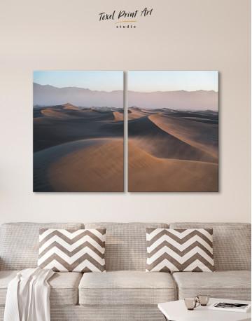 Desert Dune Landscape Canvas Wall Art - image 9