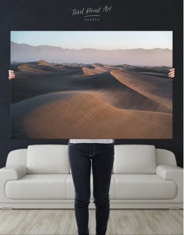 Desert Dune Landscape Canvas Wall Art - image 10